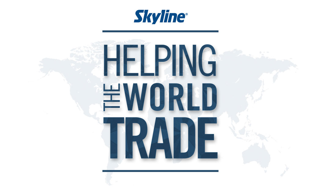 Skyline Las Vegas is a caring, compassionate trade show company who helps our customers trade and has a growing global presence