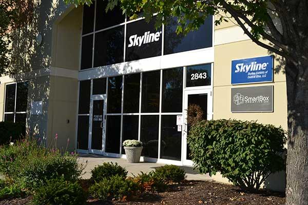 Skyline Exhibits of Central Ohio, LLC 2843 Charter Street / Columbus OH 43228 p: 614-684-2050 f: 614-684-2055