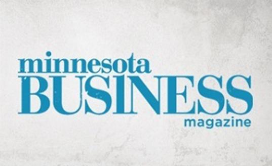 Skyline Minnesota Business Magazine Manufacturer Award