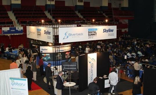Skyline trade show booths Westchester