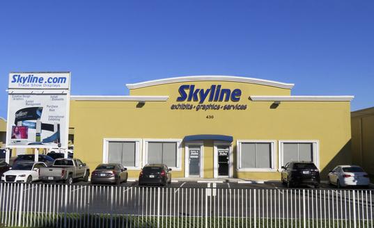 Skyline South Florida & The Caribbean office building