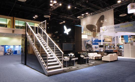 Skyline Genesis Manhattan custom modular exhibits