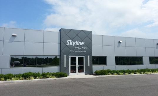 Skyline New York Office Image