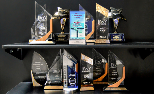 Skyline New Jersey Awards