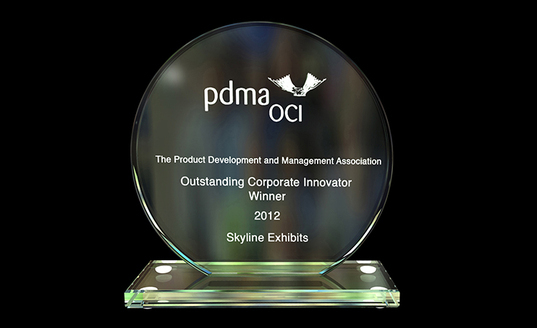 The Product Development & Management Association, Outstanding Corporate Innovator Award, 2012