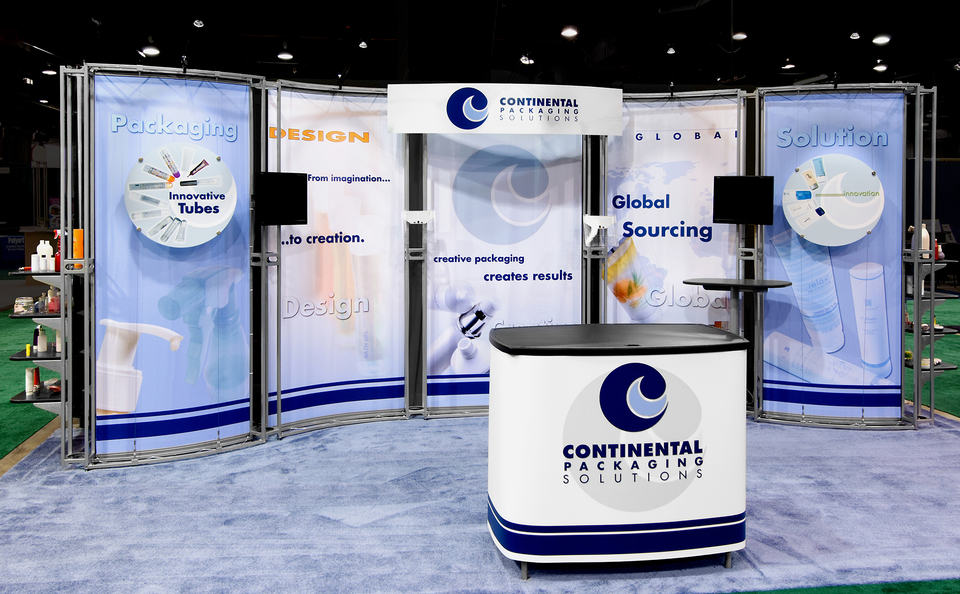 trade show events displays stratus