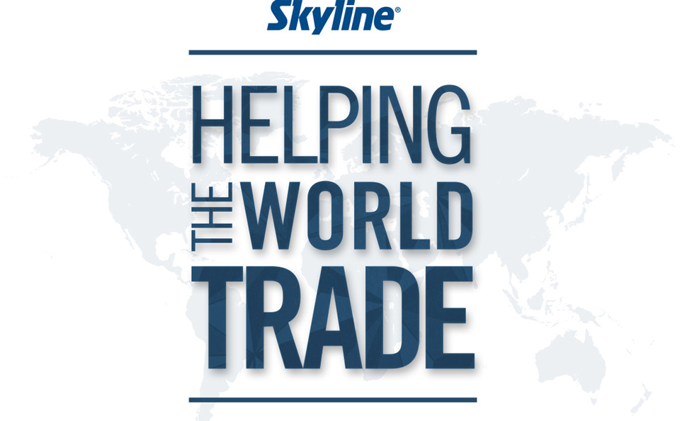 Skyline is a global team with local dealers