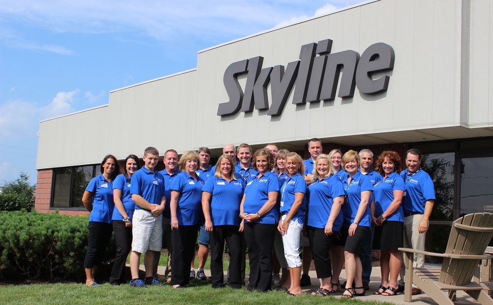 Skyline North Team Members Photo