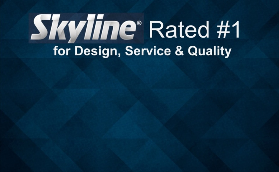 Exhibitors rate Skyline as the top choice for trade show displays in an independent survey