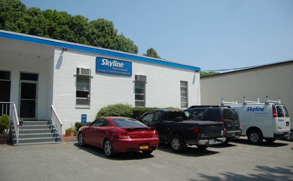 Skyline Northeast office building