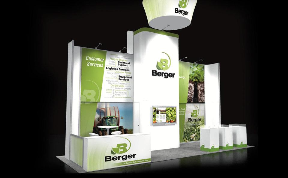 Berger 10x30