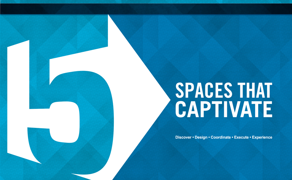 Skyline Sector 5, Spaces That Captivate