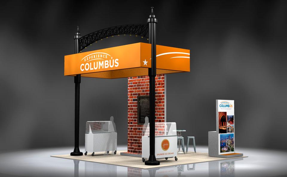 Experience Columbus & Jennis Ice Cream 20x20
