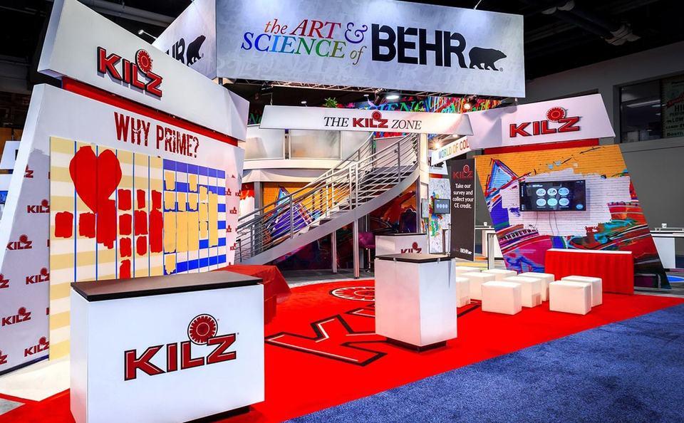 trade show events design rhode island