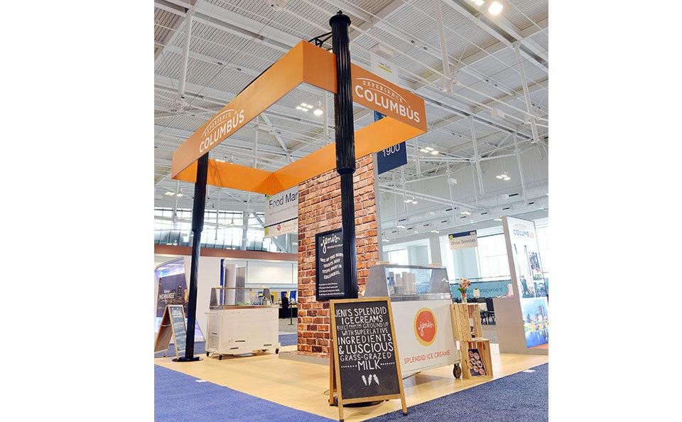 Custom Trade Show Design