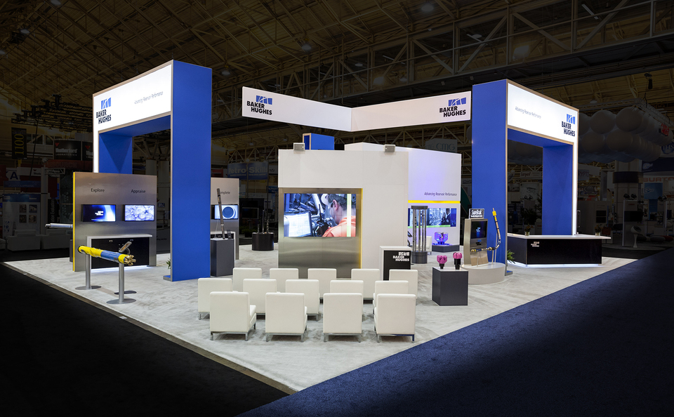 Skyline Houston Trade Show Displays Exhibits Booths