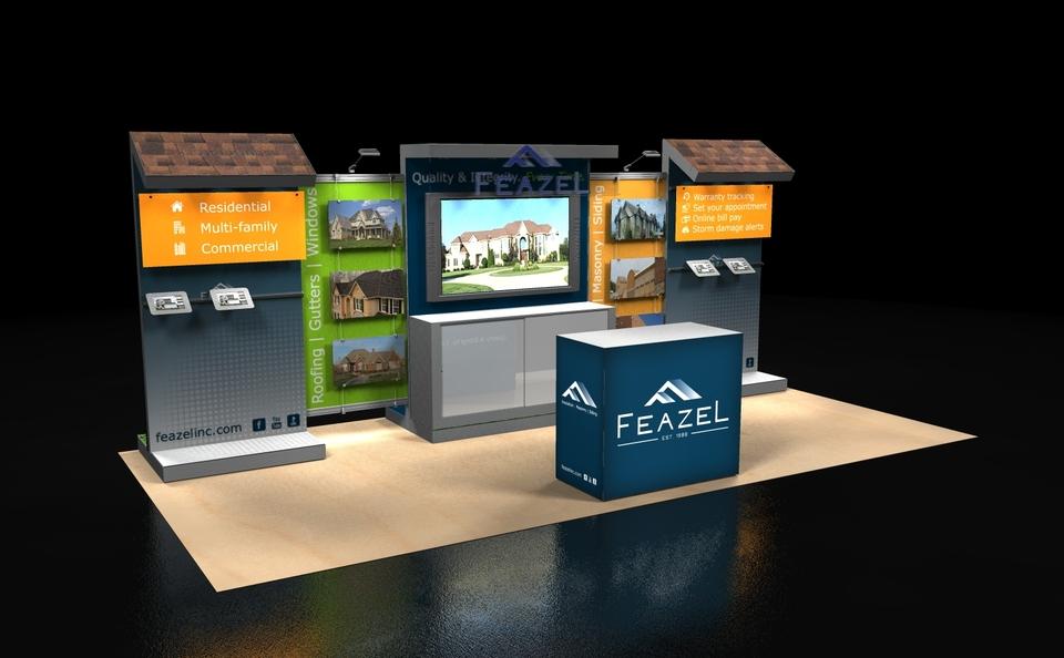 Feazel 10x20