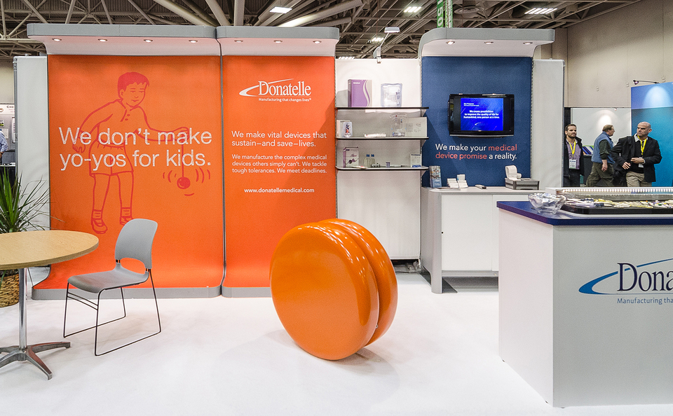 trade show events displays envoy