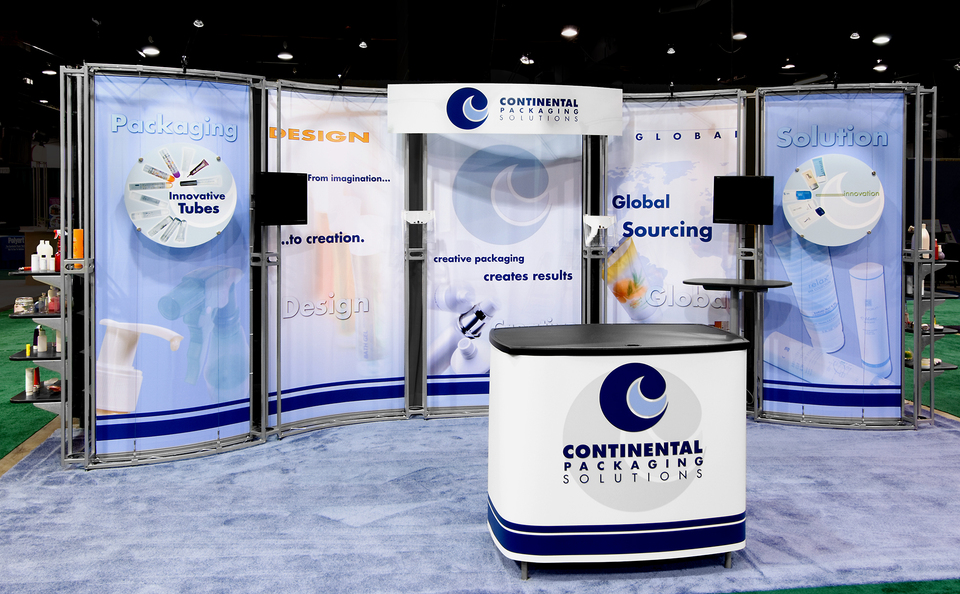 trade show events booth inliten