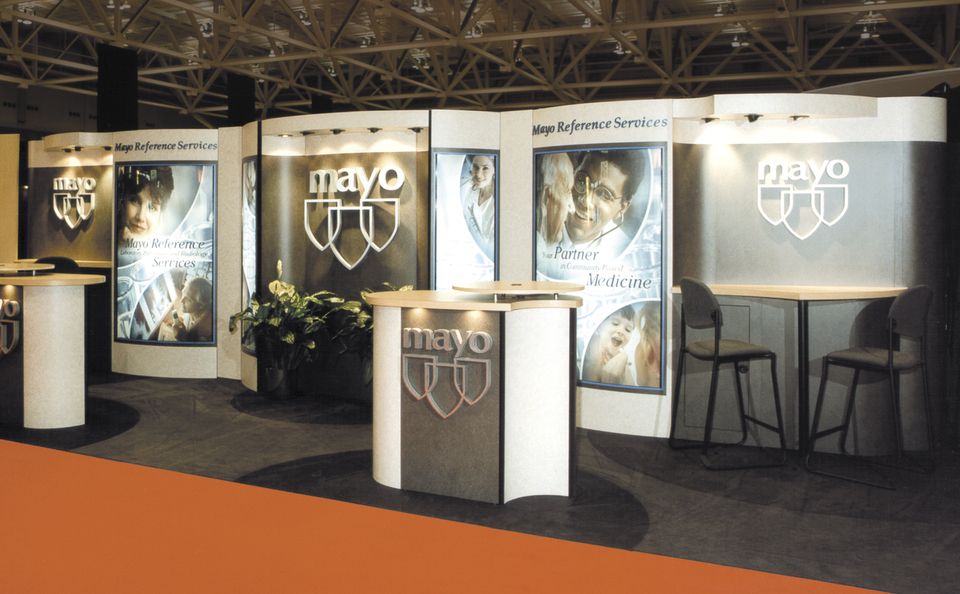 trade show events design engage