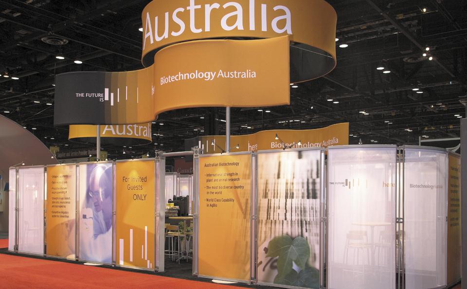 trade show events design international