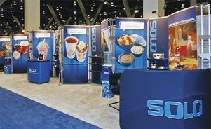 Trade show Exhibit Rental displays