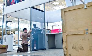 trade show exhibit services