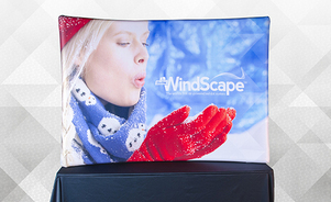 table top displays - big look, packs ultra small