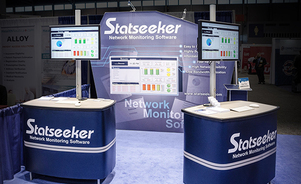 trade show counters - design form and function