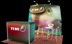 portable trade show displays flexibility