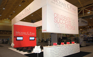 trade show exhibit design - marketing strategy
