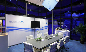 trade show conference room technology