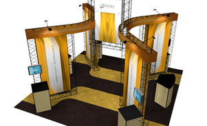 trade show exhibit rentals - rental catalog