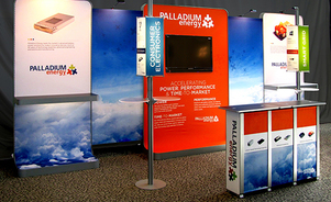 trade show events exhibits table occasions graphics