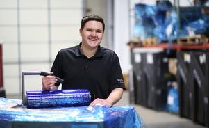Skyline Iowa | Nebraska BEN HAMMANN, Service Technician