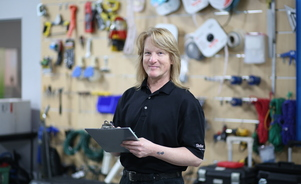 Skyline Iowa | Nebraska HOWARD FREERKSEN, Warehouse Clerk