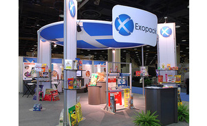 Exopack signs product display exhibits and design
