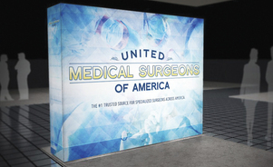 pop-up trade show display - PictureCube® exhibit system