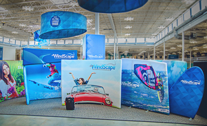 trade show events exhibits windscape shapes