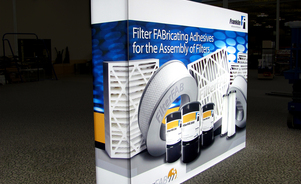trade show events exhibits picturecube backlit