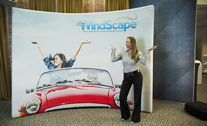 trade show events inflatable windscape instructions