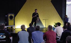trade show events exhibits skytruss presentations