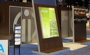 trade show events exhibits engage graphics