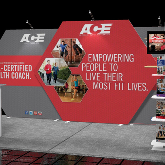 ACE Inline Tradeshow Exhibit and Graphics