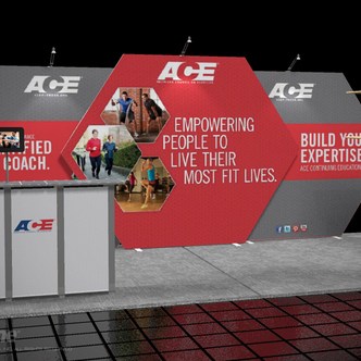 ACE Inline Trade Show Exhibit and Graphics