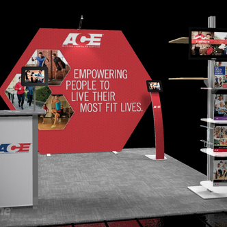 ACE Tradeshow Exhibit and Graphics
