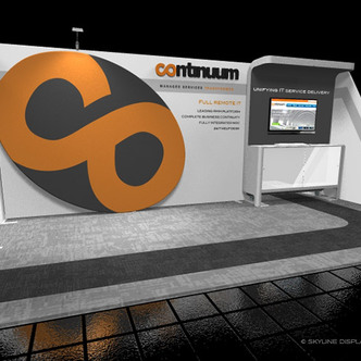 Continuum Inline Exhibit - 20' (6m)