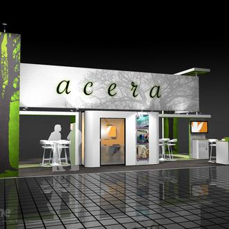 Acera Island Exhibit