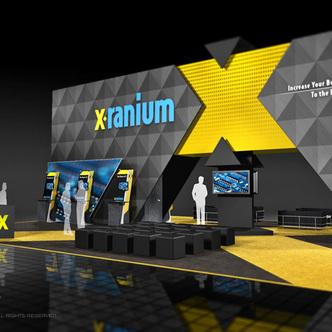 Xranium Island Exhibit