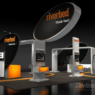Riverbed Island Exhibit